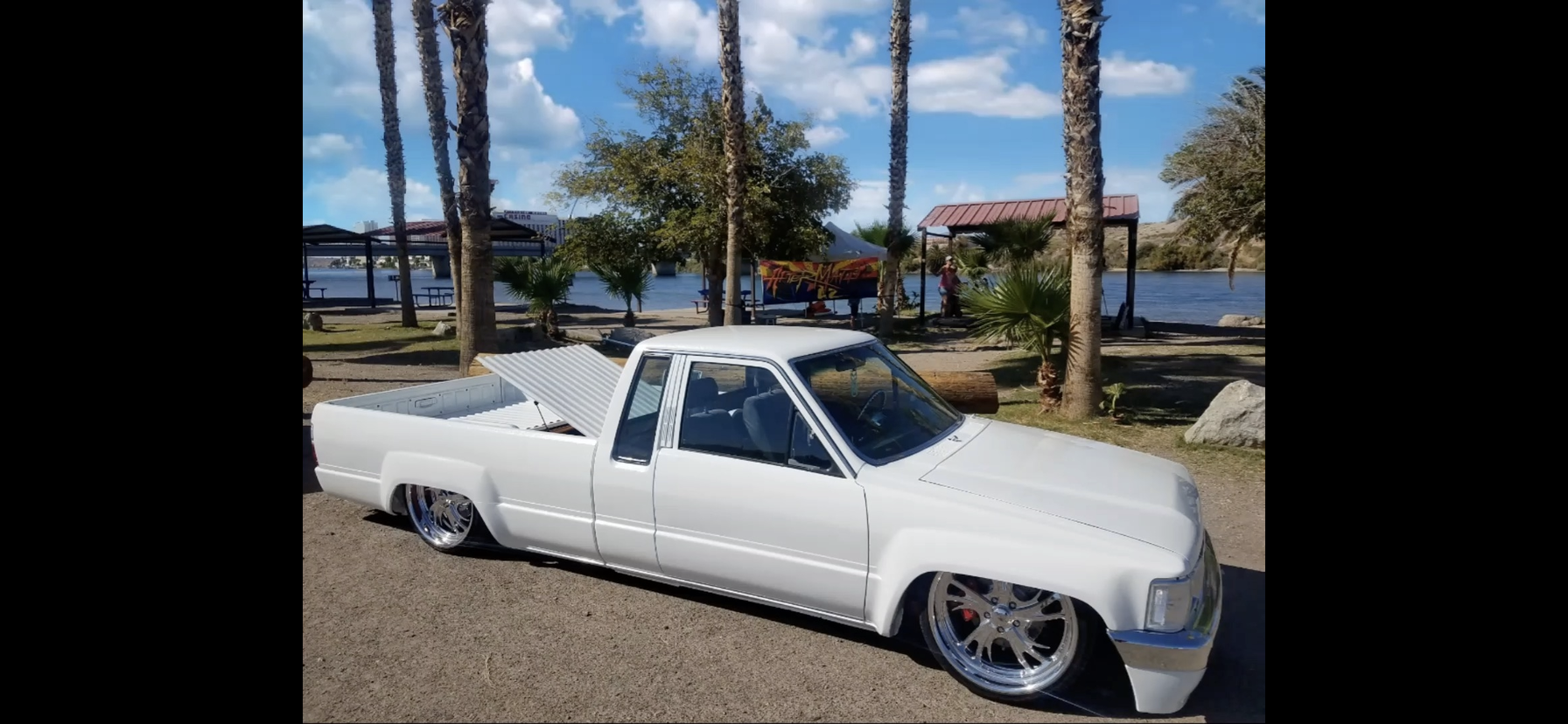 1988 Toyota Xtra cab long bed pickup